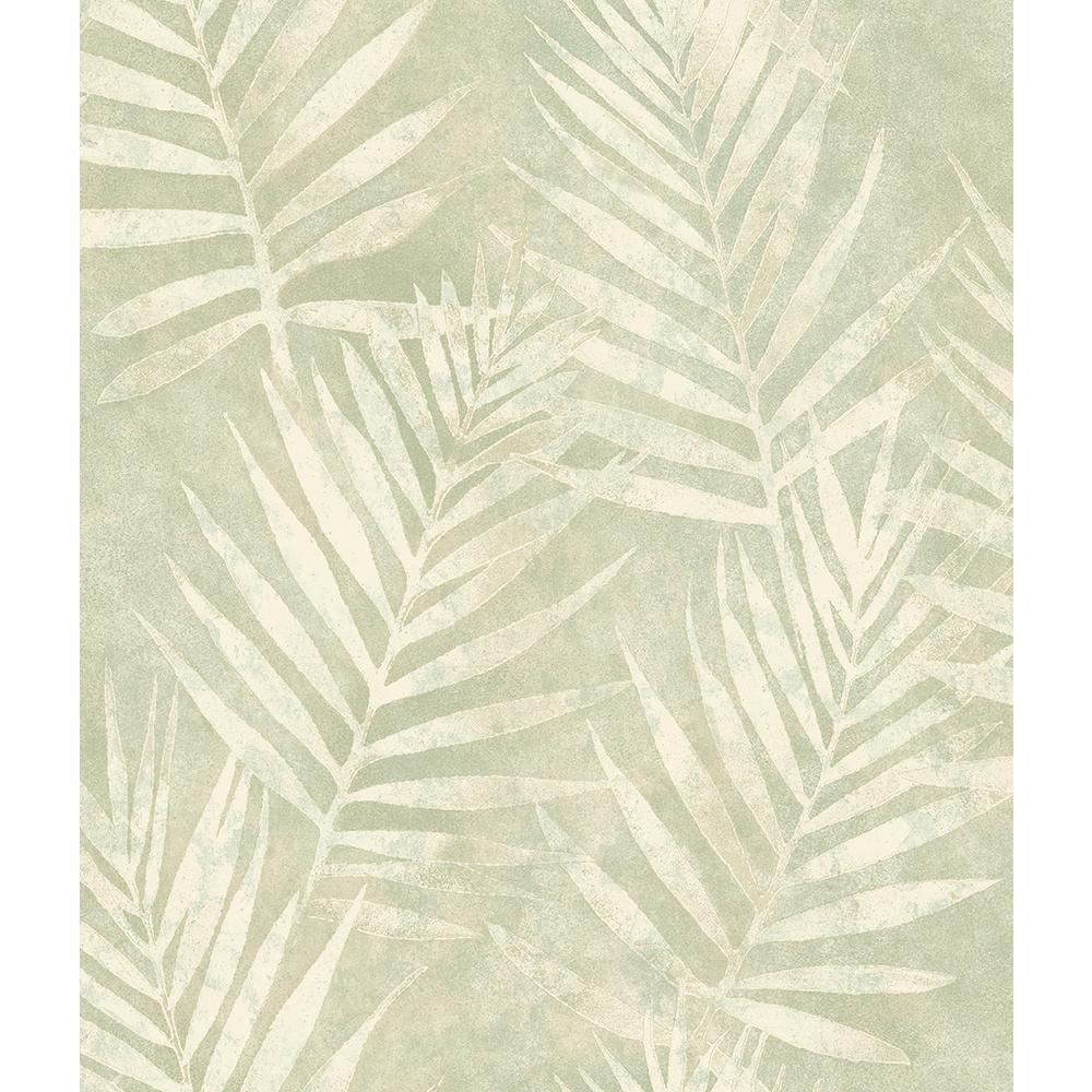 Amador Olive Palm Olive Wallpaper Sample