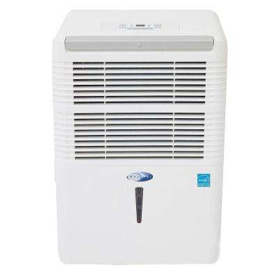 50-Pint Portable Dehumidifier with Pump, ENERGY STAR