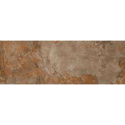 Bombay Satara 3 in. x 13 in. Single Bullnose Porcelain Floor and Wall Tile