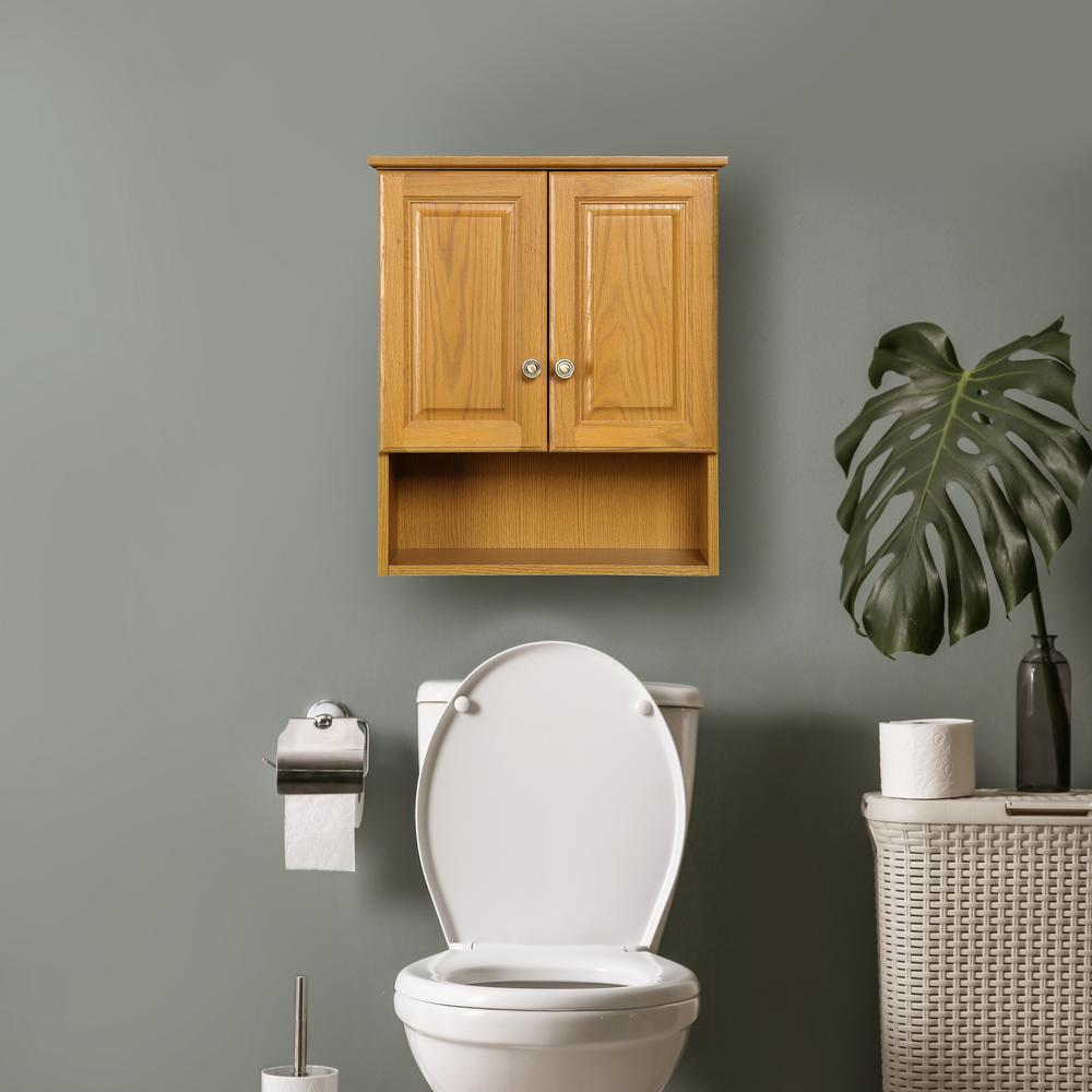 Design House Claremont 21 In W X 26 In H X 8 In D Bathroom
