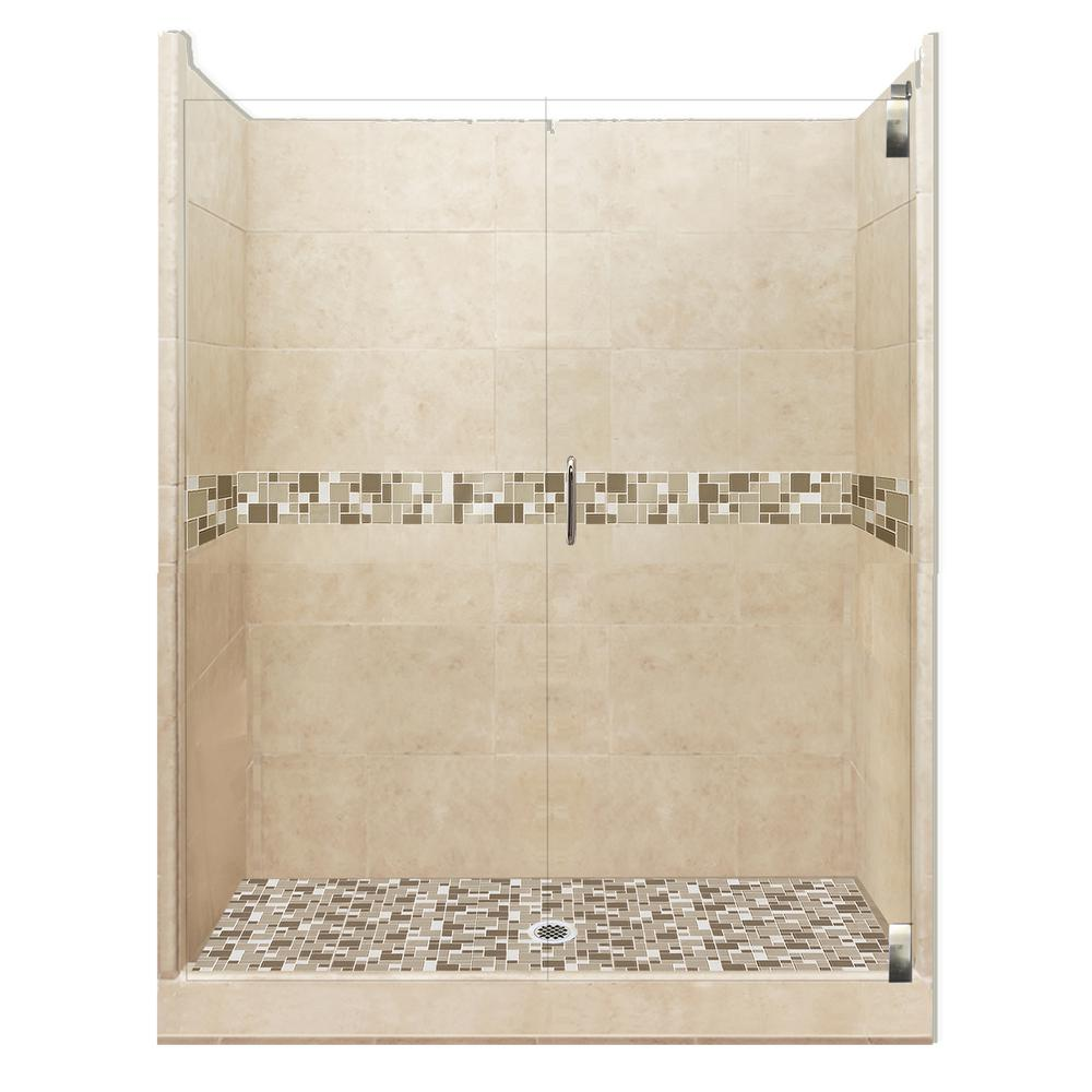 Tuscany Grand Hinged 36 in. x 48 in. x 80 in.
