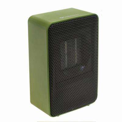 Personal Desktop Ceramic Heater, Green