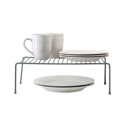 Large Kitchen Shelf Organizer in Grey