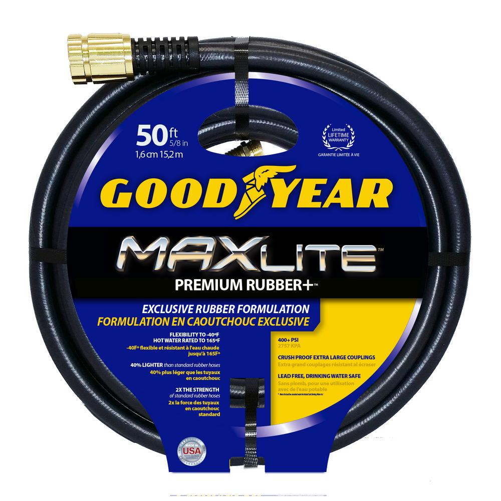 Maxlite Rubber Hose CGYSGC58050   The Home Depot