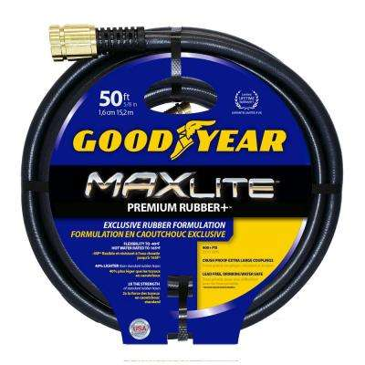 5/8 in. Dia x 50 ft. Maxlite Rubber Hose