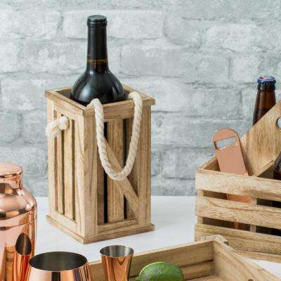 Mixology Bottle Tote