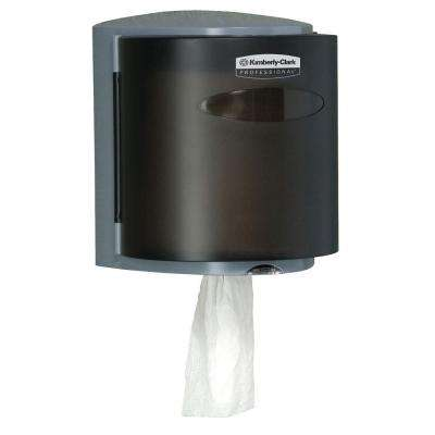11.9 in. x 10.4 in. x 9.4 in. Center Pull Towel Dispenser