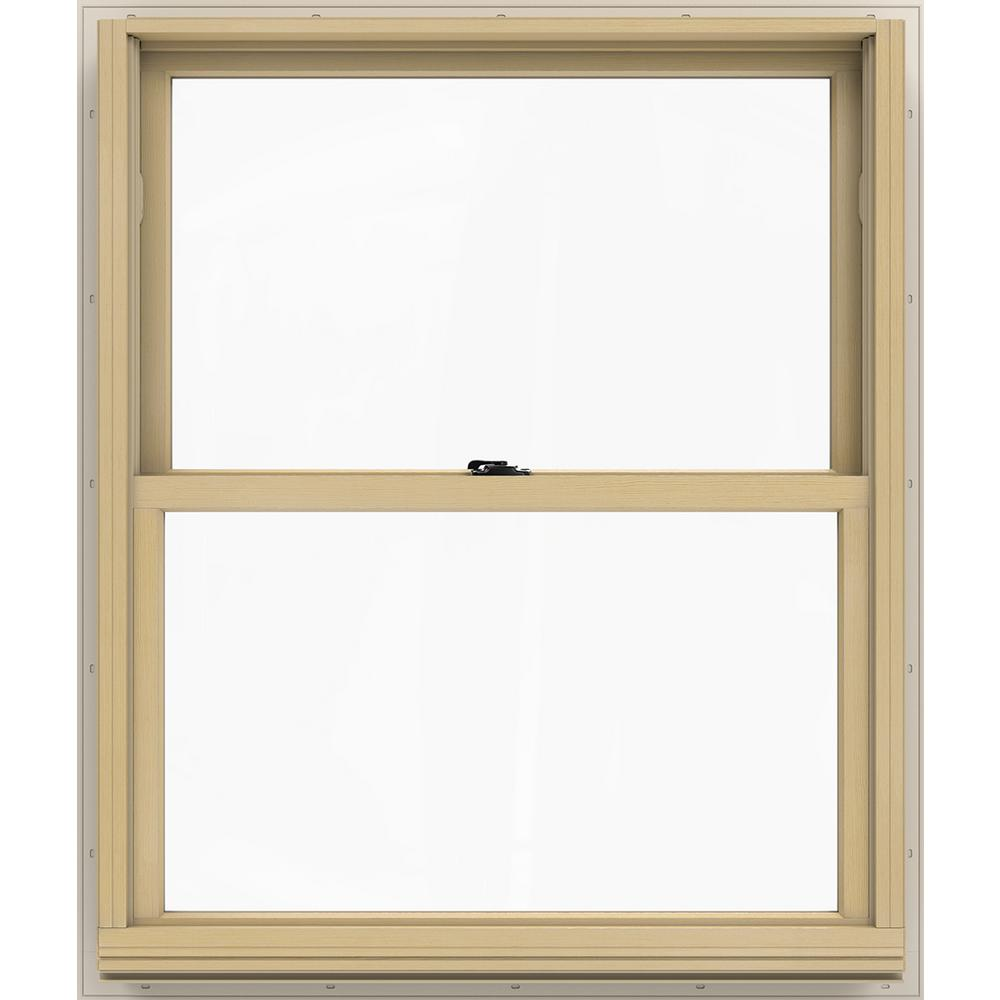 33.375 in. x 40.5 in. W-2500 Double Hung Wood Window