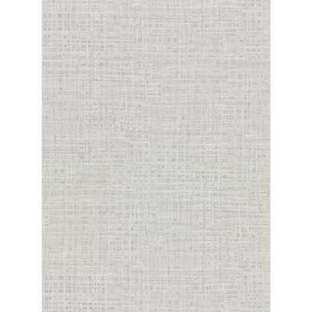 60.8 sq. ft. Montgomery Light Grey Faux Grasscloth Wallpaper