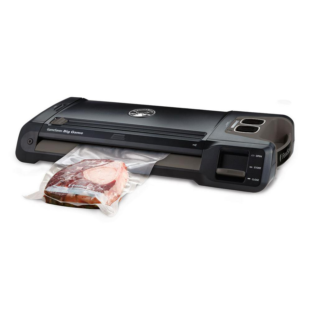 Big Game Saver Machine Vacuum Sealer