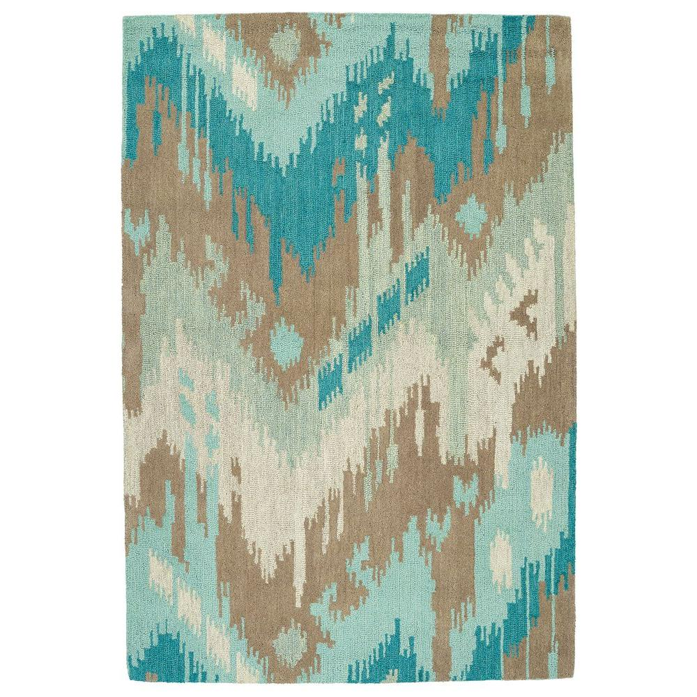 Casual Mint 7 ft. 6 in. x 9 ft. Area Rug
