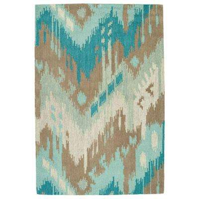 Casual Mint 8 ft. x 11 ft. Area Rug