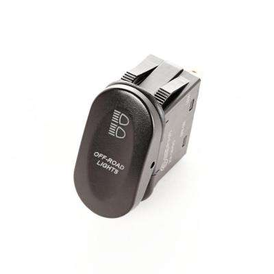 2-Position Off-Road Lights Rocker Switch