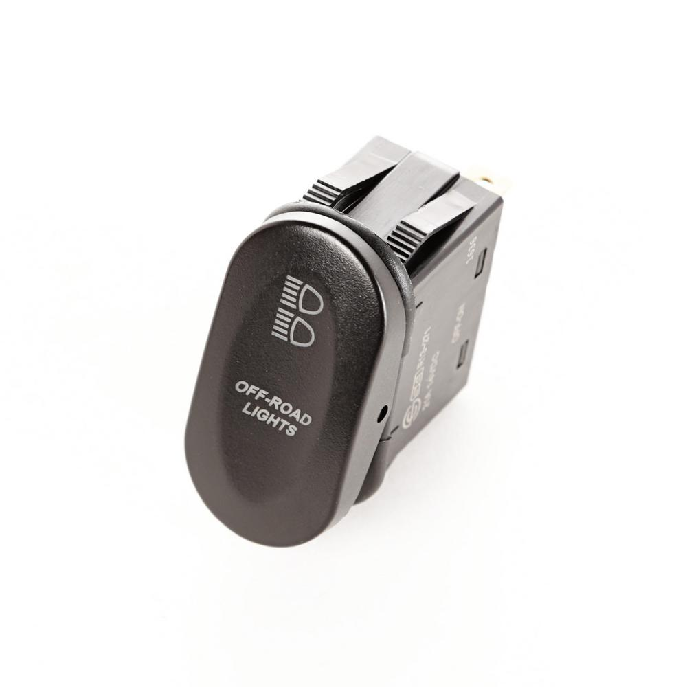 Rugged Ridge 2-Position Off-Road Lights Rocker Switch