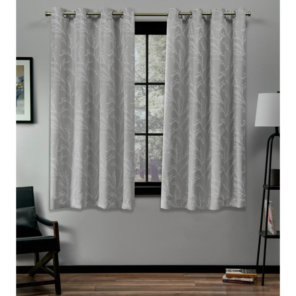 Exclusive Home Curtains Kilberry 52 In