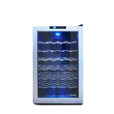 17.7 in. 28-Bottle Thermoelectric Wine Cooler