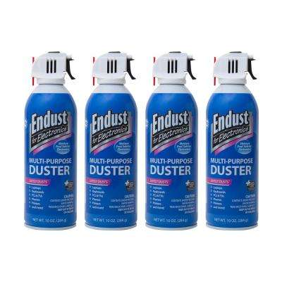 10 oz. Aerosol Multi-Purpose Duster (4-Pack)