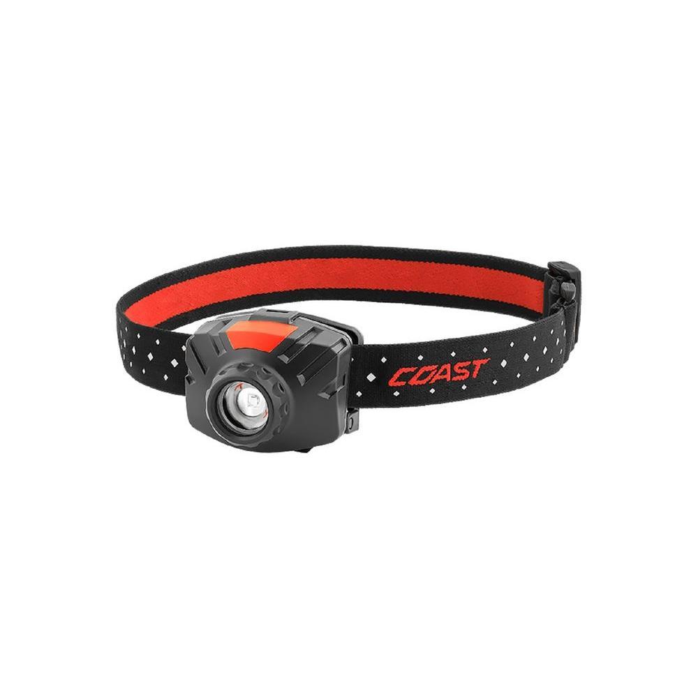 Coast Coast FL60 400 Lumen LED Headlamp, Multi