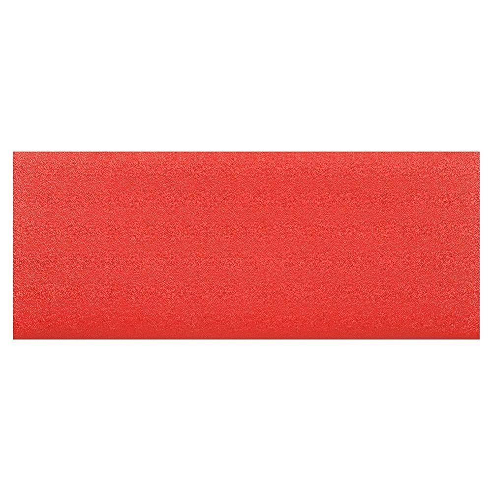 Kitchen Comfort Red 1 ft. 8 in. x 4 ft. Floor Mat