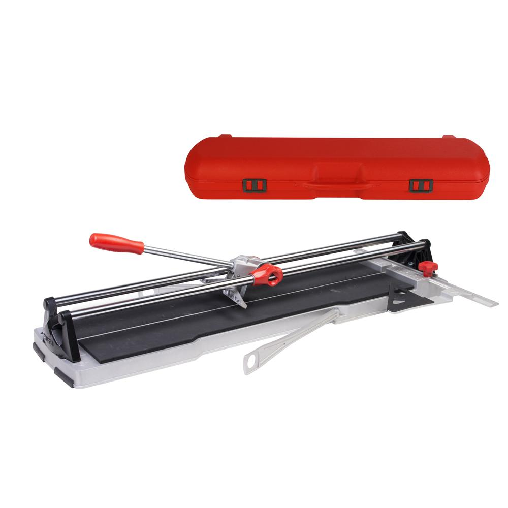 Rubi 24 In Speed N Tile Cutter With Case 14985 The Home Depot