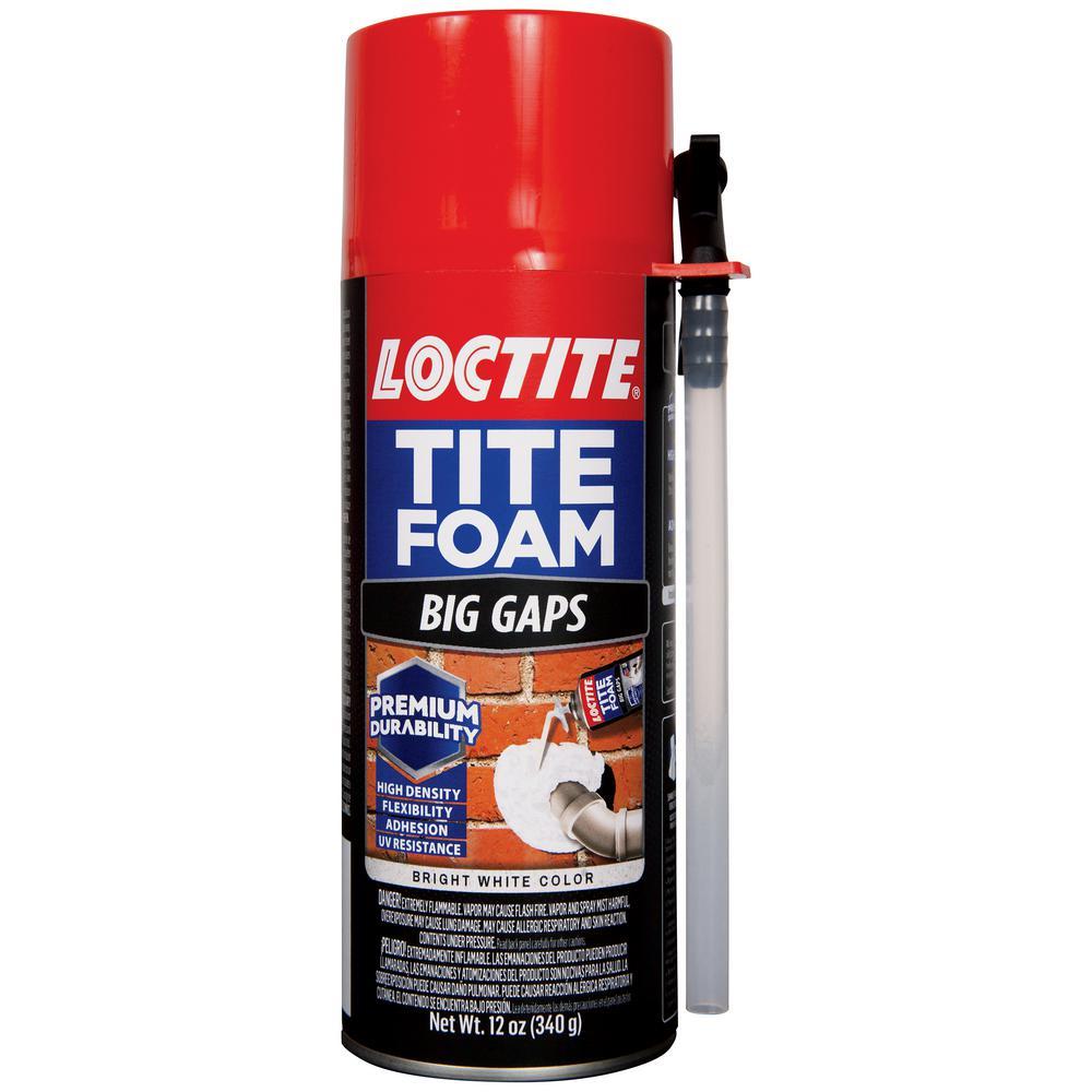 TITE FOAM Big Gaps 12 oz. Insulating Foam Sealant