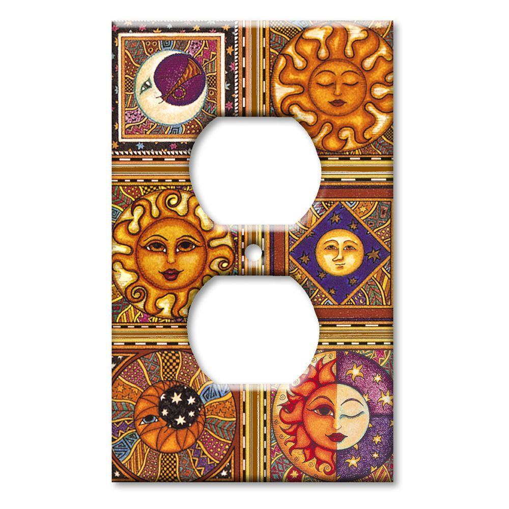 Art Plates Celestials - Outlet Cover