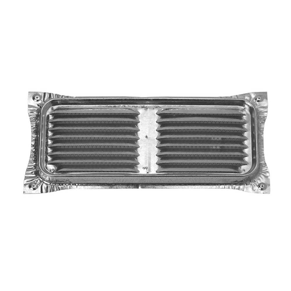 Gibraltar Building Products 14 In. X 6 In. Galvanized