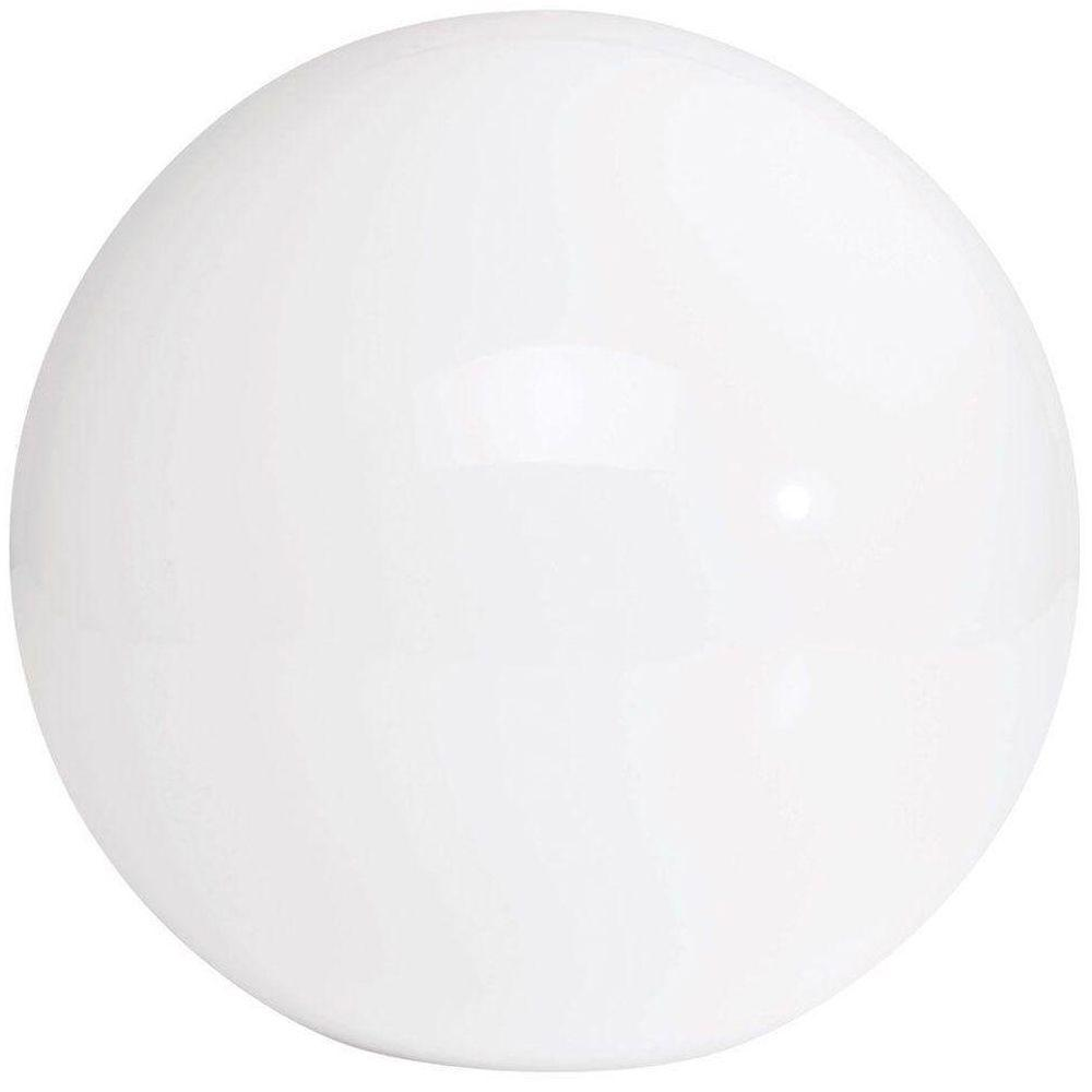Newport Coastal 12 in. Dia Acrylic Replacement Globe