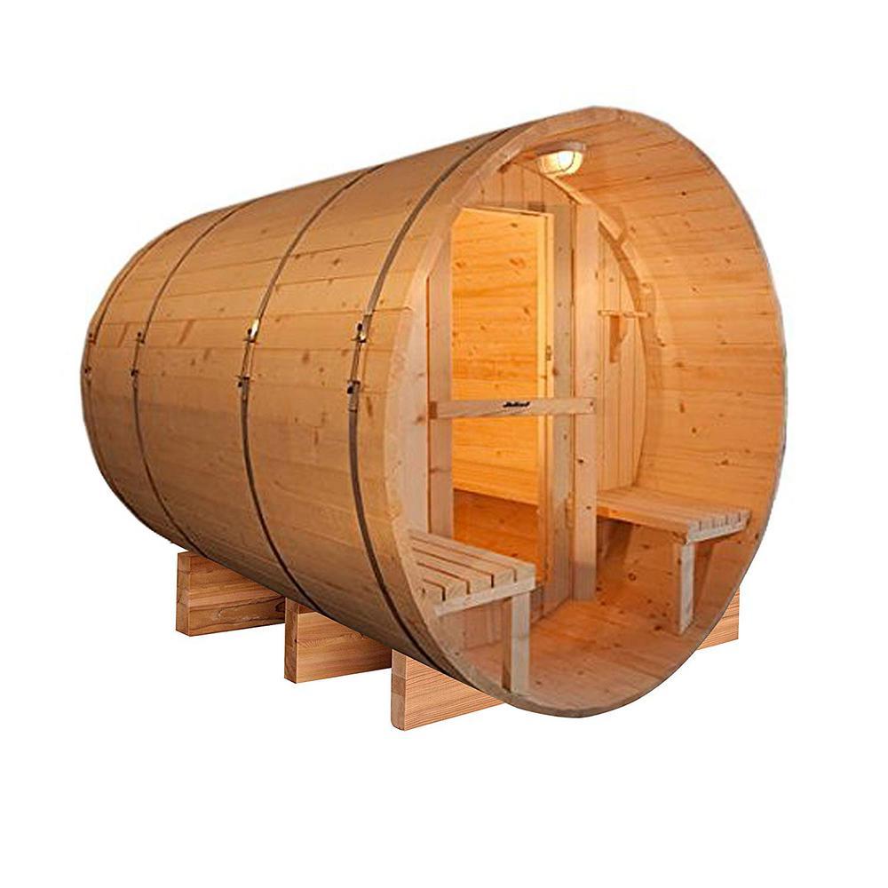 5-Person Red Cedar Electric Heater Sauna