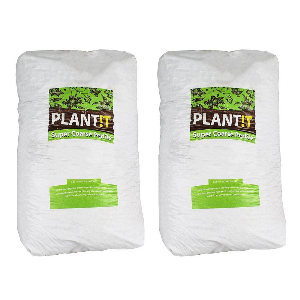 Super Coarse Perlite Soil Aeration Volcanic Rock Bags - 100 l Each