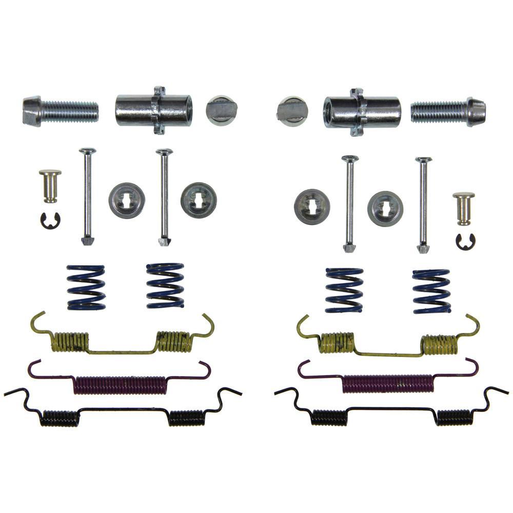 Rear Wagner H17503 Parking Brake Hardware Kit