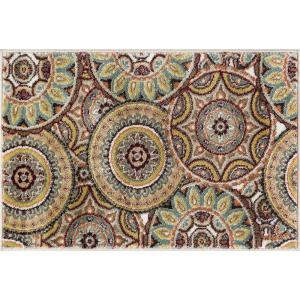 Tayse Rugs Deco Multi 2 ft. x 3 ft. Accent Rug by Tayse Rugs
