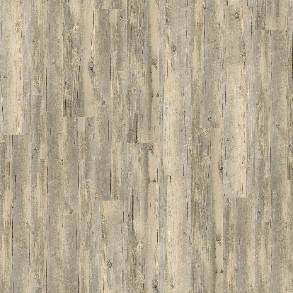 Shaw Wisteria Lambswool 6 in. x 48 in. Resilient Vinyl Plank Flooring (53.93 sq. ft. / case)