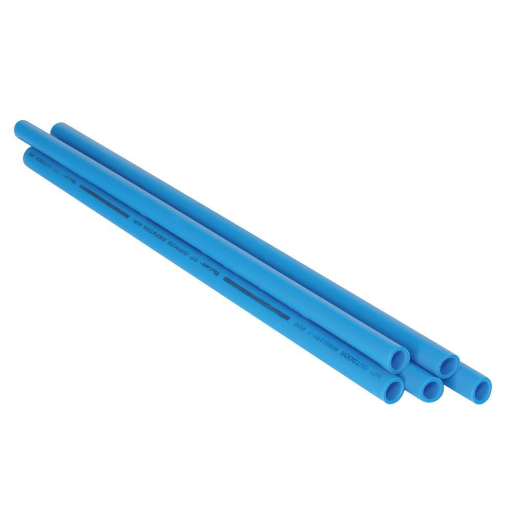 1/2 in. x 24 in. Blu-Lock Pipe