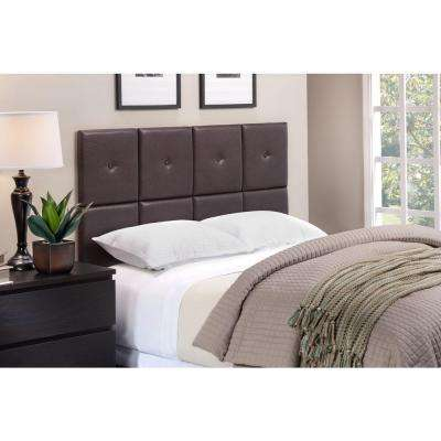 Tessa Espresso Full/Queen Headboard