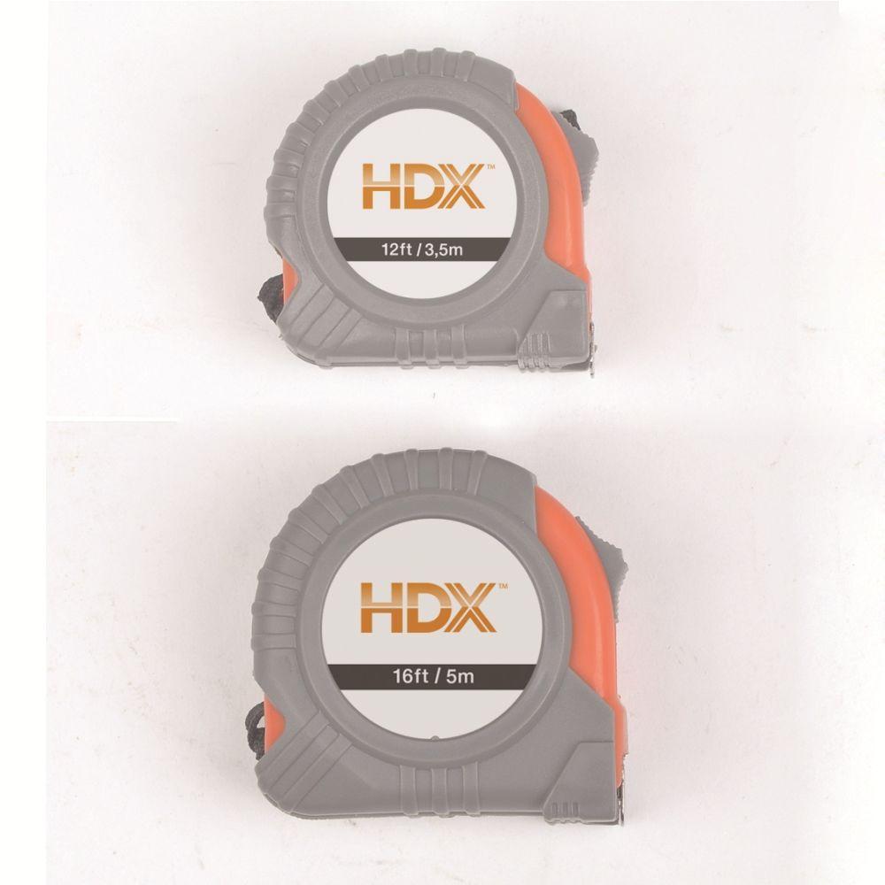 HDX 2-Pieces Tape Set