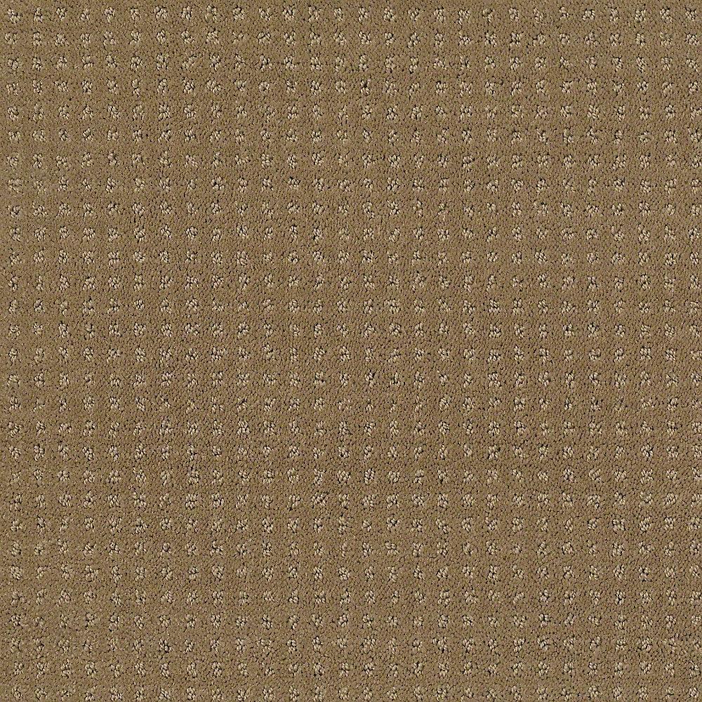 Carpet Sample - Sand Piper - Color Bird'S Nest 8 in. x 8 in.