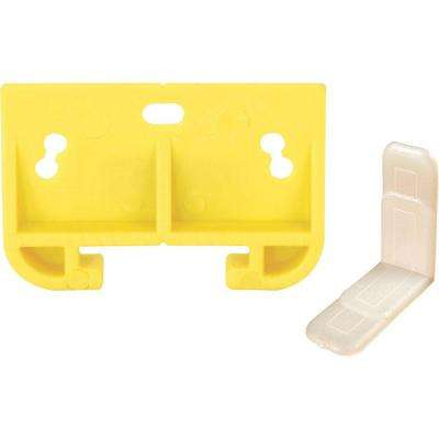 Yellow Drawer Track Guide Kit