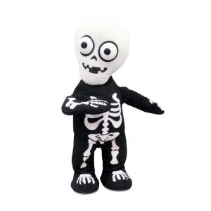 Home Accents Holiday 14.5 in. Halloween Animated Dab Dancing Skeleton Deals