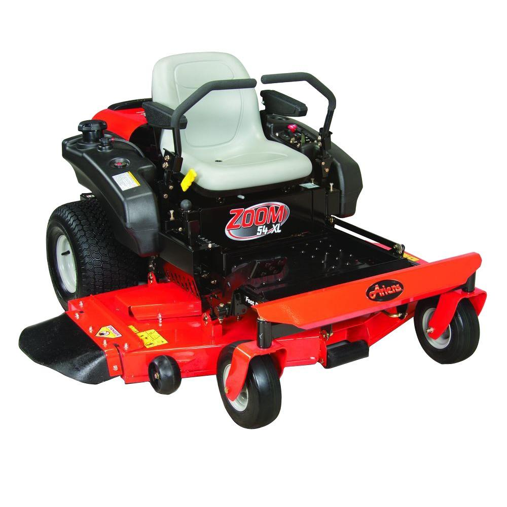 Ariens Zoom XL 54 in. 24 HP Kohler 7000 Series V-Twin ZT2800 Transaxles Zero-Turn Riding Mower