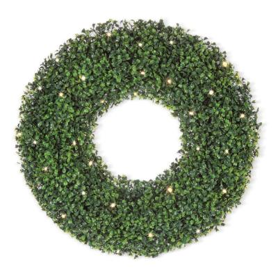 24 in. D Boxwood Wreath