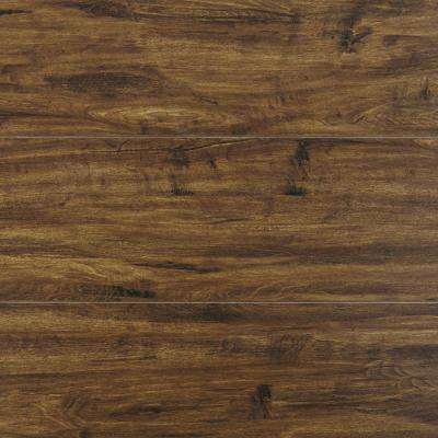 Take Home Sample - Hand Scraped Beckinsale Maple Laminate Flooring - 5 in. x 7 in.