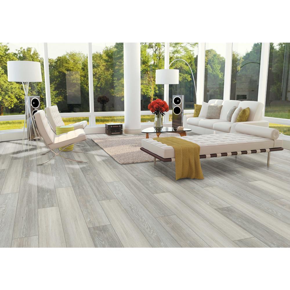 Home Decorators Collection Baneberry Oak 7 In X 42 In Rigid Core Luxury Vinyl Plank Flooring 20 8 Sq Ft Case Vtrhdbanoak7x42 The Home Depot
