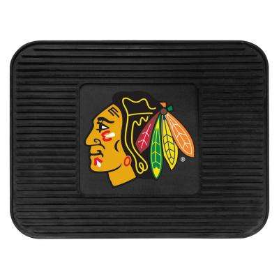 Chicago Blackhawks 14 in. x 17 in. Utility Mat