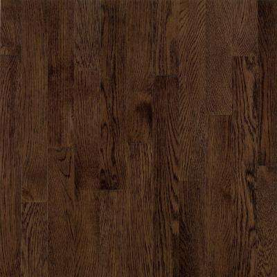 American Originals Barista Brown Oak 3/4 in. T x 2-1/4 in. W x Random L Solid Hardwood Flooring (20 sq. ft. / case)