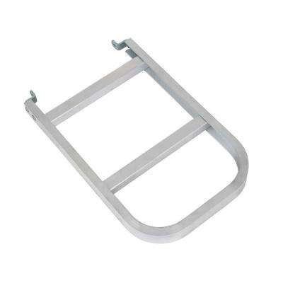 20 in. Channel Type Folding Nose for 2-wheel Hand Truck