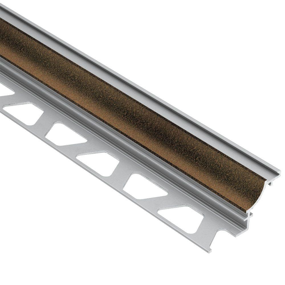 Schluter Dilex Ahk Bronze Textured Color Coated Aluminum 5