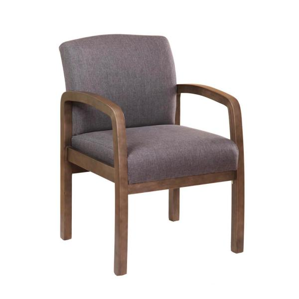 Gray Guest Chair