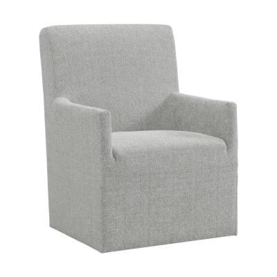 Upholstery Arm Chair Upholstered Dining Chairs Kitchen Dining Room Furniture The Home Depot