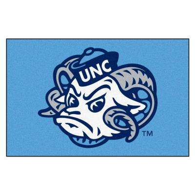 University of North Carolina Chapel Hill 19 in. x 30 in. Accent Rug